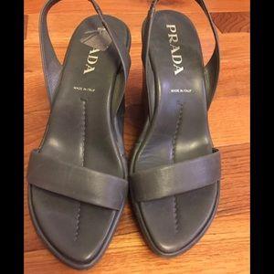 PRADA sandals US 8